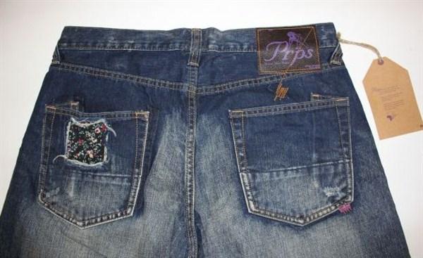 PRPS - джинсы, которые обожают знаменитости