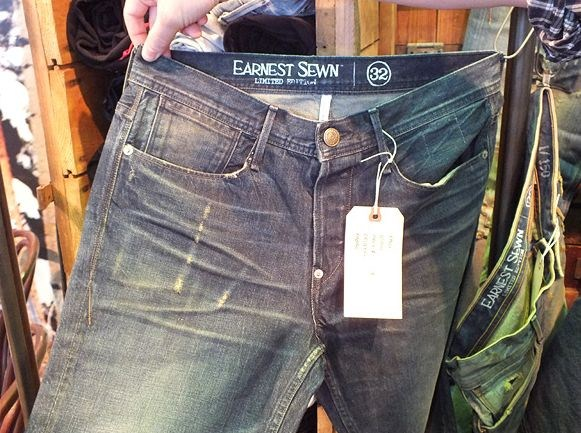 Самые дорогие марки джинсов в мире