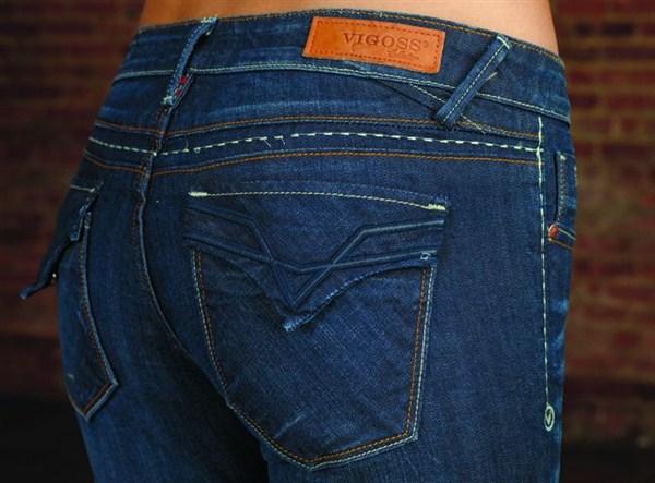Турецкие джинсы вигосс