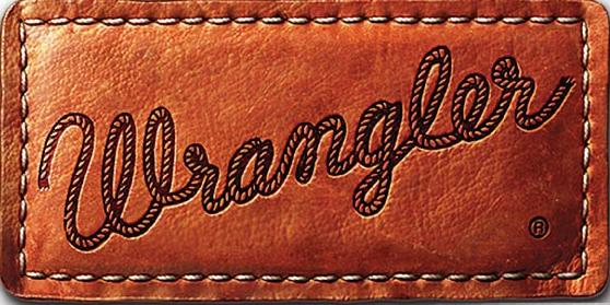 Wrangler настоящие ковбойские джинсы