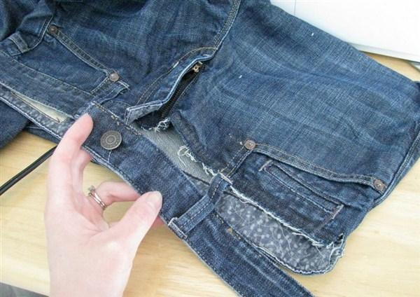 Как покупать джинсы для беременных