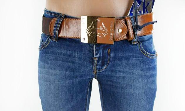 Выбираем ремень для джинсов