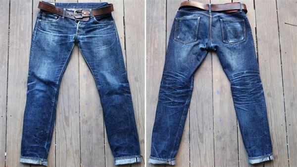 Фейдинг – какие потертости бывают на джинсах