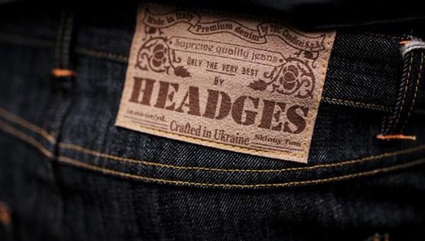 Украинские джинсы Headges