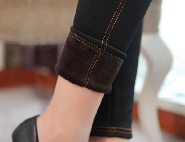 Колготки под джинсы – какие выбрать