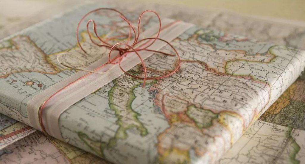 Путешествие в подарок
