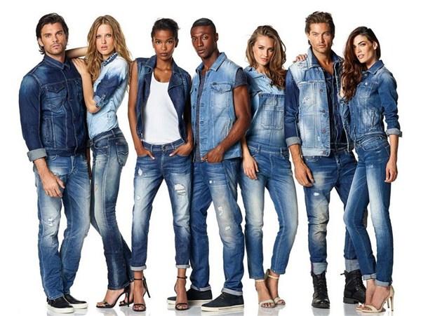 Португальские джинсы SaLsa (Сальса)