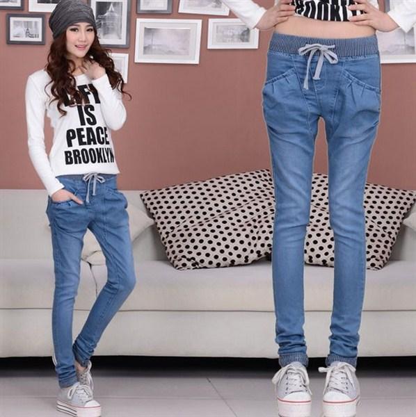 Женские джинсы-галифе, с чем их носить?