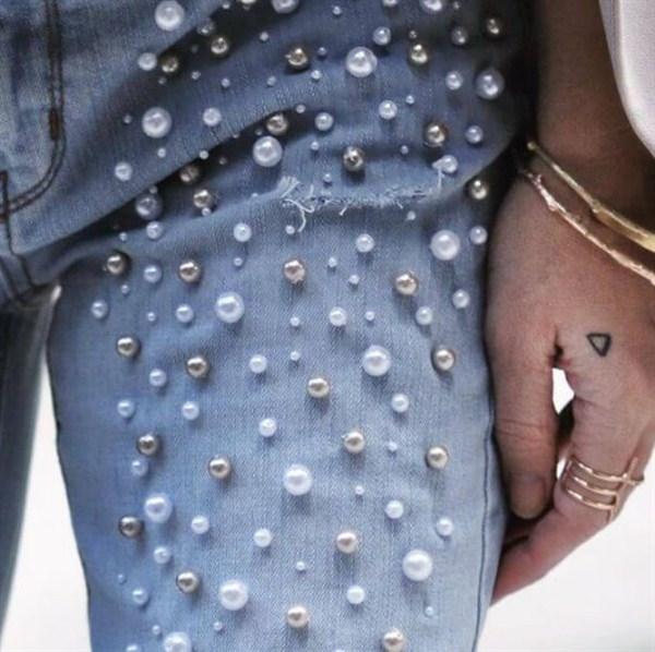 Традиционные джинсы