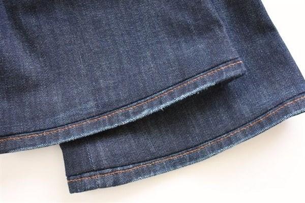 Готовые подшитые джинсы