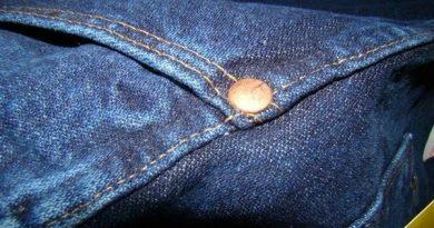 Как купить настоящие джинсы, а не подделку