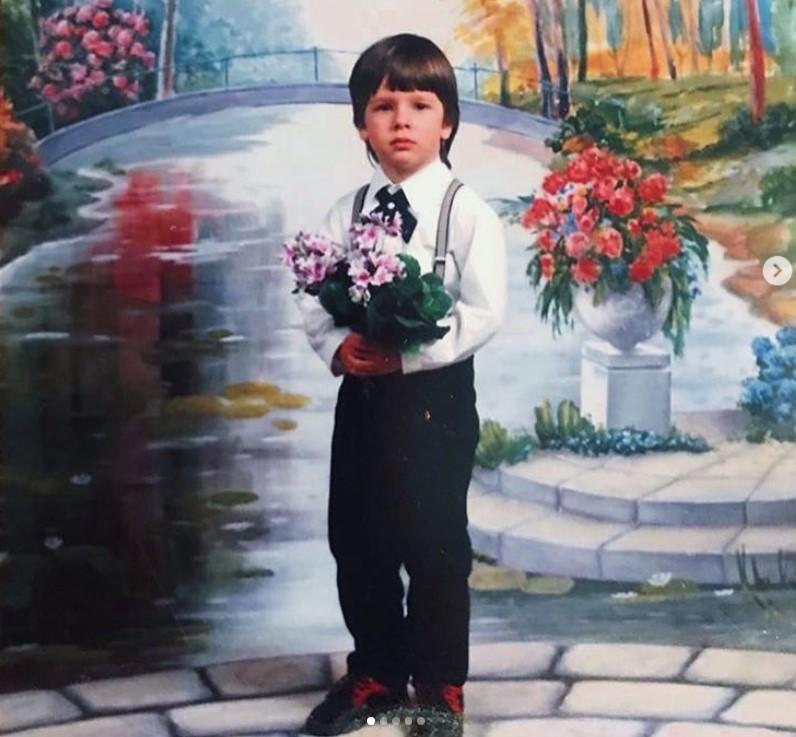 Алексей Жидковский детство