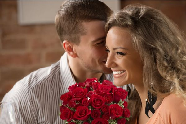 романтические отношения мужчины и женщины