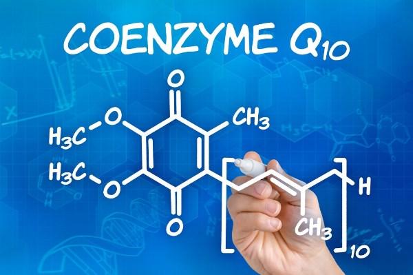 химическая формула коэнзим Q10