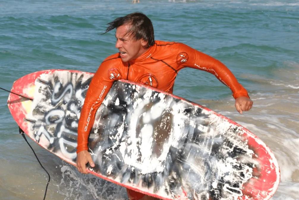Илья Лагутенко серфинг