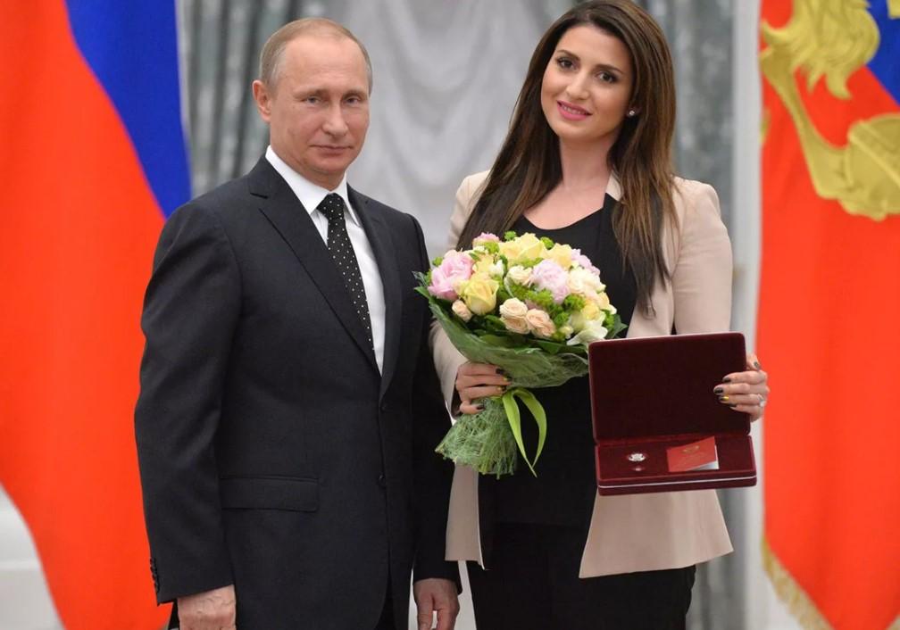 Путин и Жасмин